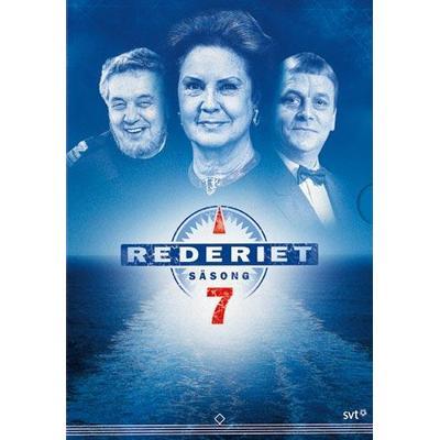 Rederiet - Säsong 7 (DVD 1995)