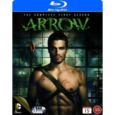 Arrow: Säsong 1 (Blu-Ray 2013)