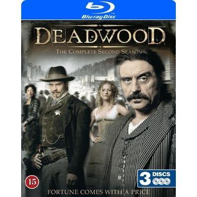 Deadwood: Säsong 2 (Blu-Ray 2013)