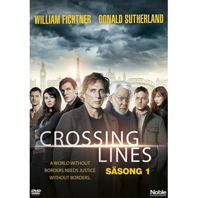 Crossing lines: Säsong 1 (DVD 2013)