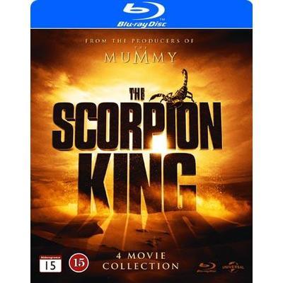 Scorpion King 1-4 (Blu-Ray 2015)