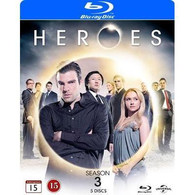 Heroes: Säsong 3 (Blu-Ray 2015)