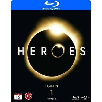 Heroes: Säsong 1 (Blu-Ray 2015)