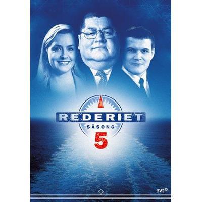 Rederiet - Säsong 5 (DVD 1994)
