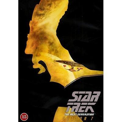 Star Trek: TNG / Säsong 7 - Holographic ed. (DVD 2013)