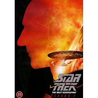 Star Trek: TNG / Säsong 1 - Holographic ed. (DVD 2013)