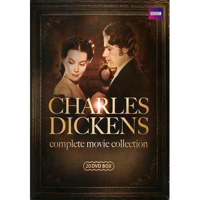 Charles Dickens: Complete movie collection (DVD Box: 2013)