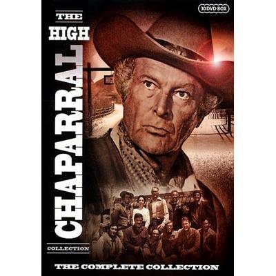 High Chaparral: Complete Ltd collection (DVD 1967-71)