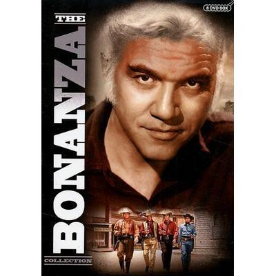 Bröderna Cartwright: Bonanza / Säsong 1 (DVD 1959-60)
