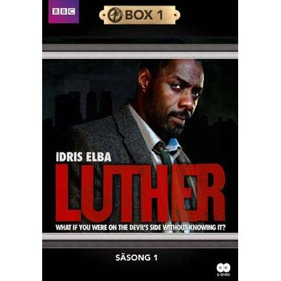 Luther: Box 1 (DVD 2013)