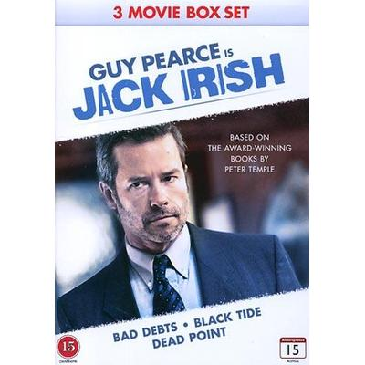 Jack Irish: The collection - 3 filmer (DVD 2014)