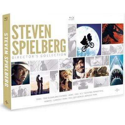 Steven Spielberg: Universal collection (Blu-Ray 2014)