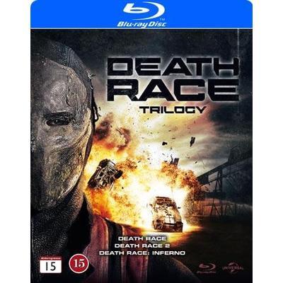 Death race Trilogy (Blu-Ray 2014)