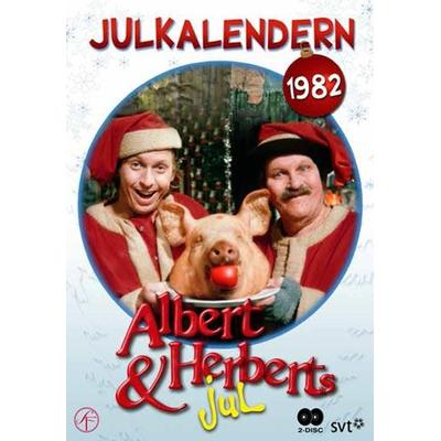 Albert & Herberts Jul (DVD 1982)