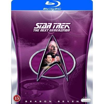 Star Trek: TNG / Säsong 7 (Blu-Ray 2014)