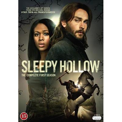 Sleepy Hollow: Säsong 1 (DVD 2013-2014)