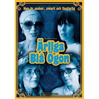 Ärliga blå ögon - Nyutgåva (DVD 2014)