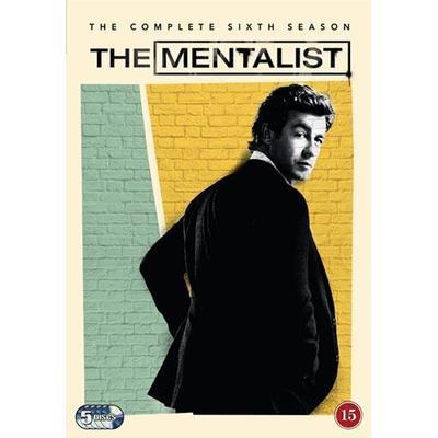 Mentalist: Säsong 6 (DVD 2014)