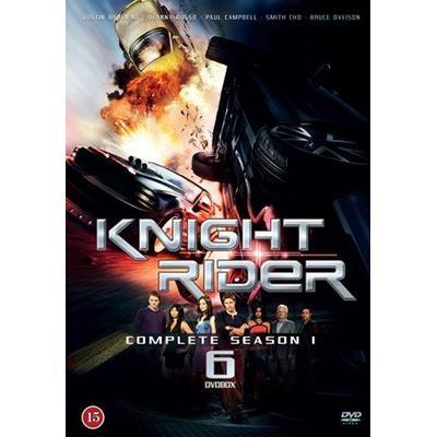 Knight Rider 2009: Säsong 1 (DVD 2014)