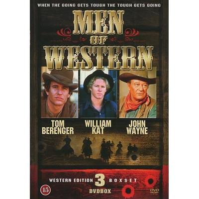 Men of western - Western heroes vol 2 (DVD 2014)