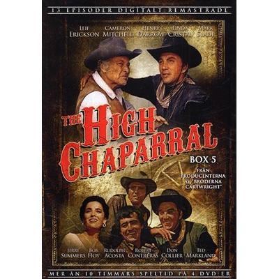 High Chaparral: Box 5 (DVD 2013)