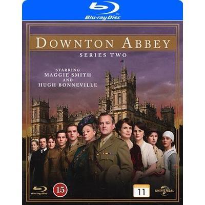 Downton Abbey: Säsong 2 (Blu-Ray 2013)