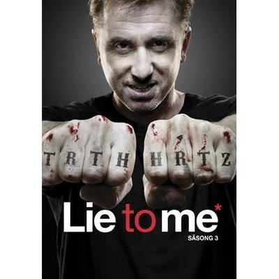 Lie to me: Säsong 3 (DVD 2013)