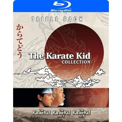 Karate Kid 1-3 (Blu-Ray 2014)