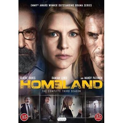 Homeland: Säsong (DVD 2013)