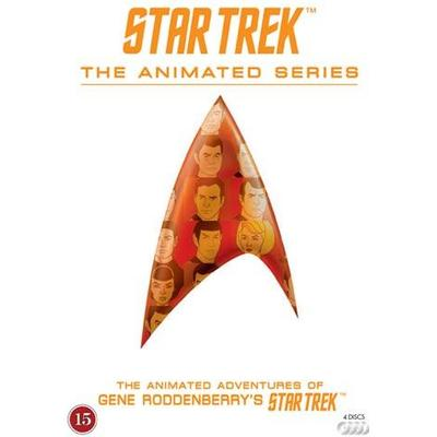Star Trek: Animated series (DVD 1973)