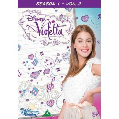 Violetta: Säsong 1 vol 2 (DVD 2015)