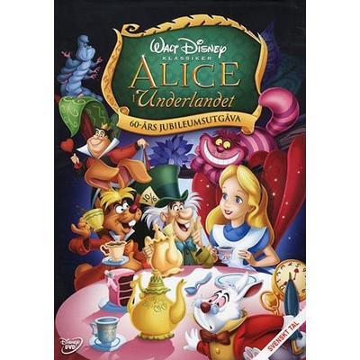 Alice i Underlandet: S.E. (DVD 1951)