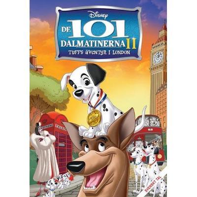 De 101 Dalmatinerna 2: S.E. (DVD 2001)