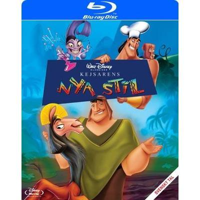 Kejsarens nya stil (Blu-Ray 2014)