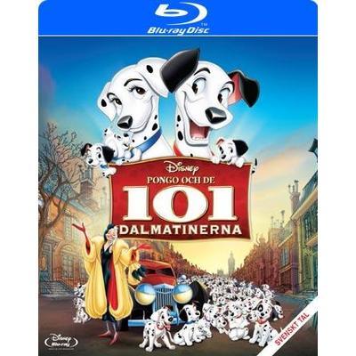 Pongo & de 101 Dalmatinerna (Blu-Ray 1961)