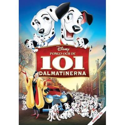 Pongo & de 101 Dalmatinerna (DVD 1961)