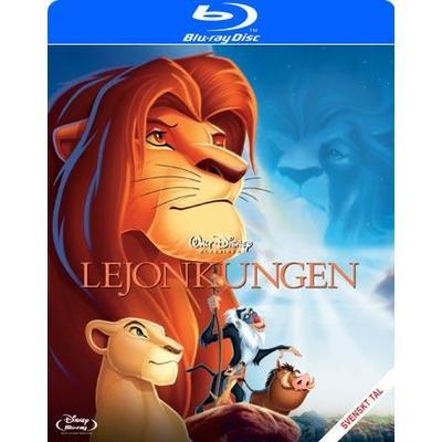 Lejonkungen (Blu-Ray 2015)