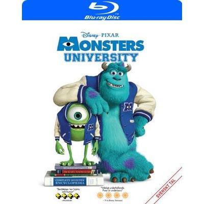 Monsters University (Blu-Ray 2013)