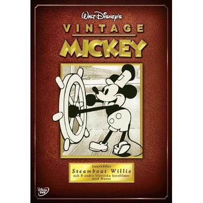 Vintage Mickey (DVD 2013)