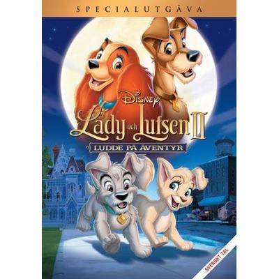 Lady & Lufsen II: S.E. Ludde på äventyr (DVD 1998)
