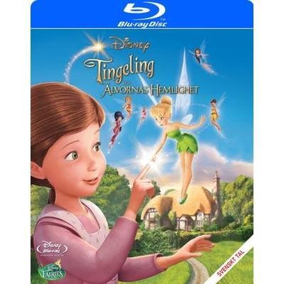Tingeling 3: Älvornas hemlighet (Blu-Ray 2015)