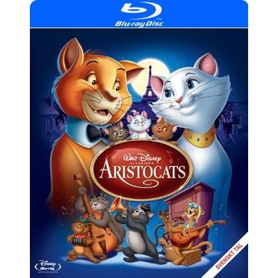 Aristocats (Blu-Ray 1970)