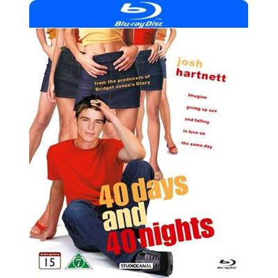 40 days and 40 nights (Blu-Ray 2015)
