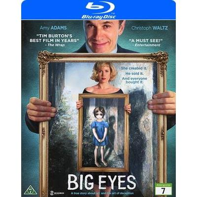 Big eyes (Blu-Ray 2014)