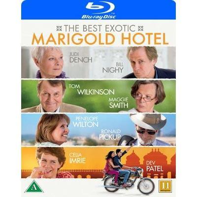 Hotell Marigold (Blu-Ray 2012)