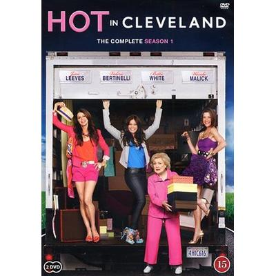 Hot in Cleveland: Säsong 1 (DVD 2012)