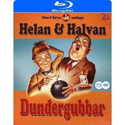 Helan & Halvan: Dundergubbar (Blu-Ray 2011)