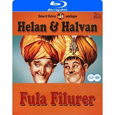 Helan & Halvan: Fula filurer (Blu-Ray 2011)