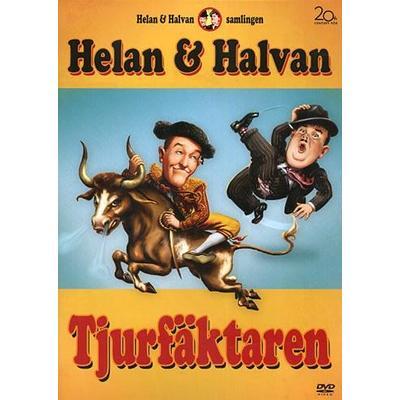 Helan & Halvan: Tjurfäktaren (DVD 2011)