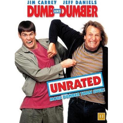 Dum och dummare (DVD 1994)